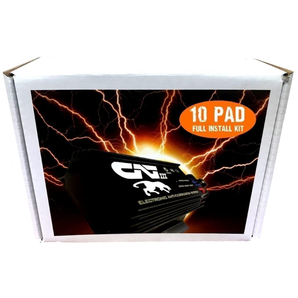 Image of a 10 PAD KIT