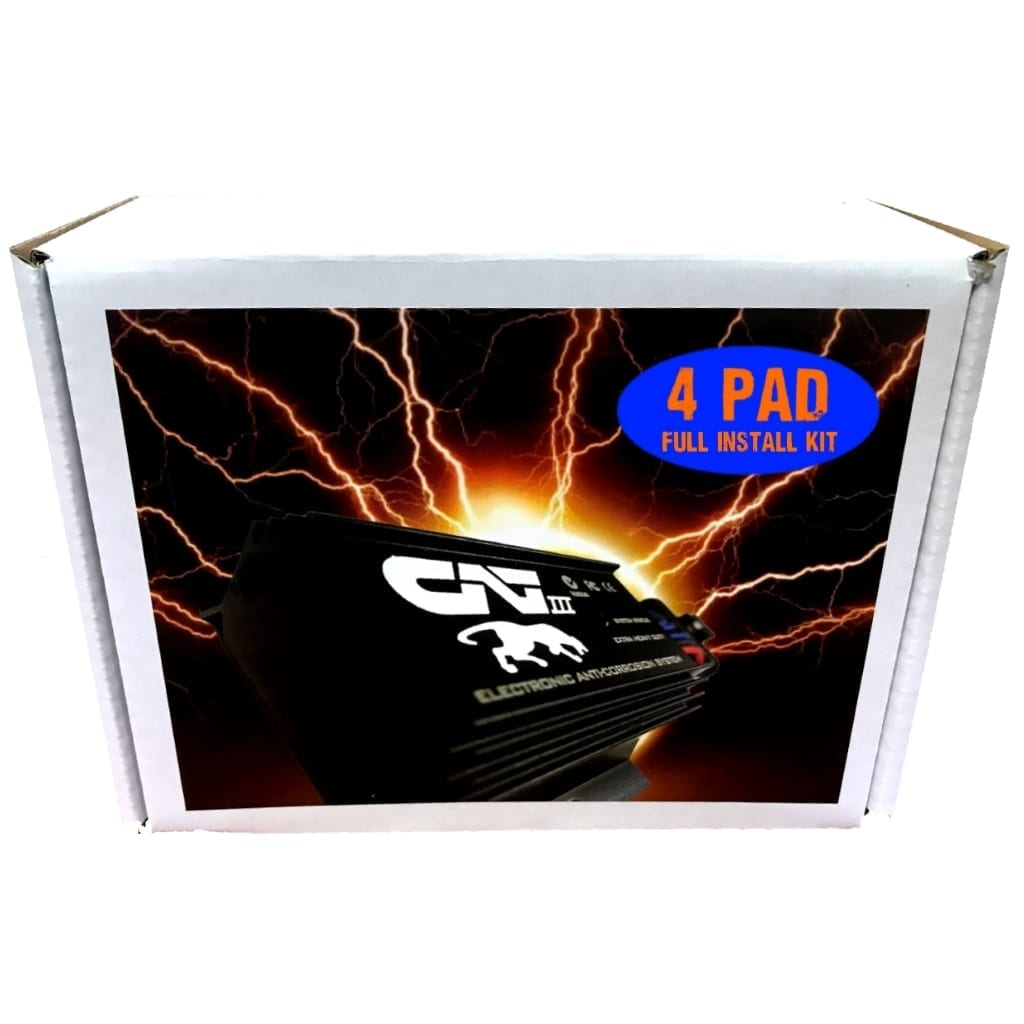 Image of a 4 PAD KIT for a car