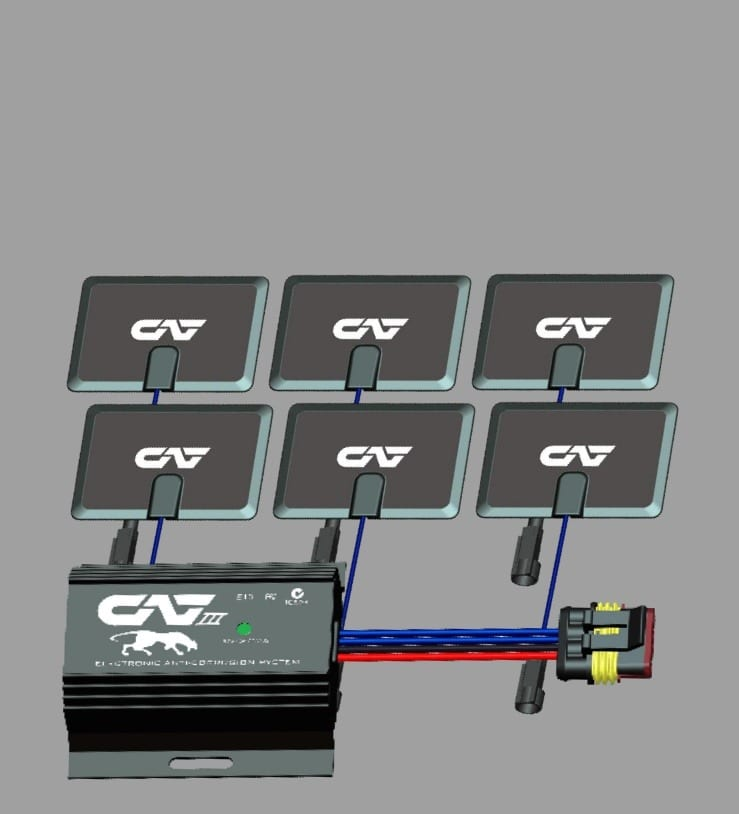 6PadSystem