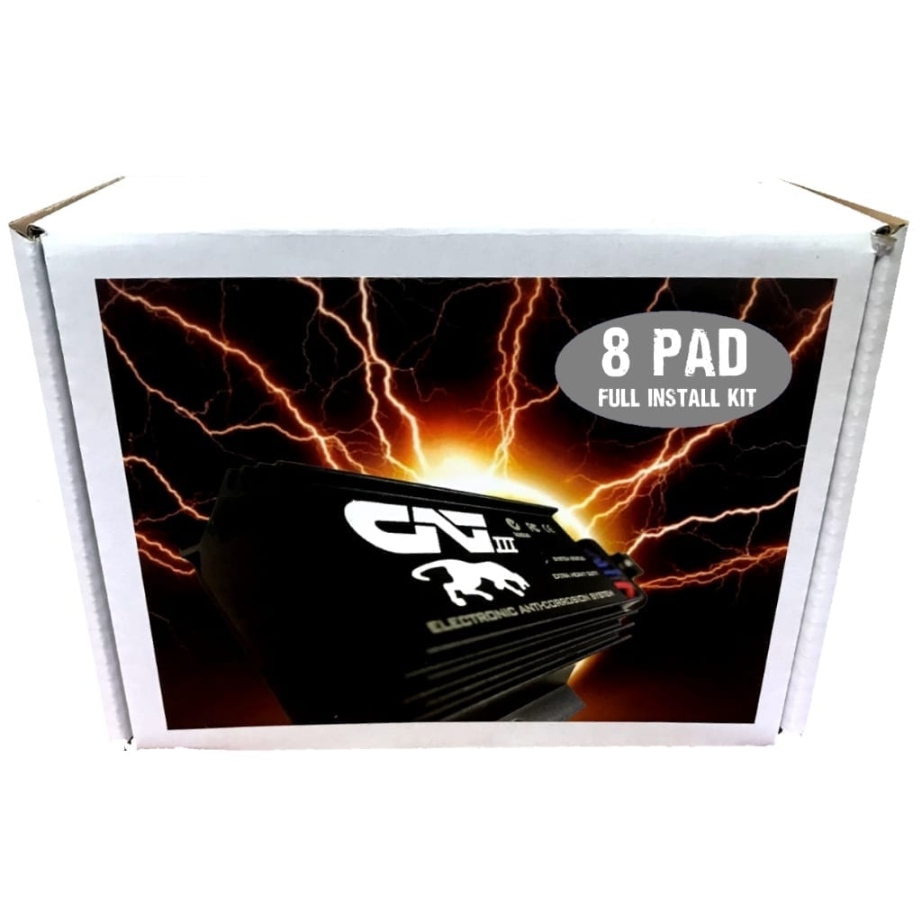 Image of a 8 PAD KIT for a car