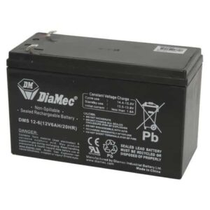 12V/6Ah SLA Battery